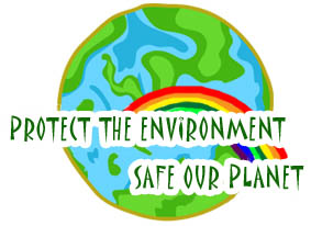 Protect The Environment Safe Our Planet